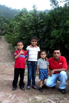Fathers in Honduras