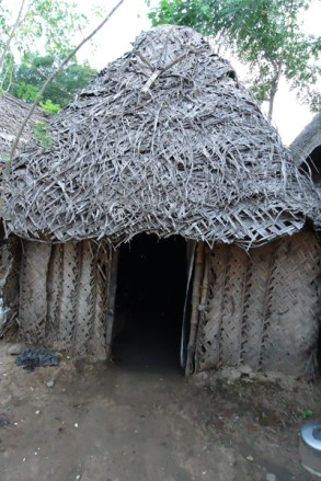 Home in southern India