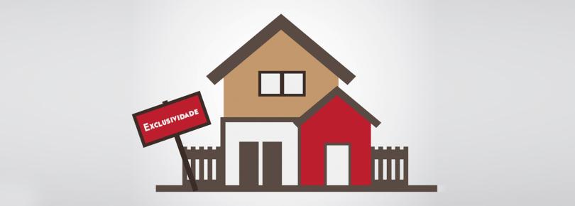 exclusividade imobiliária