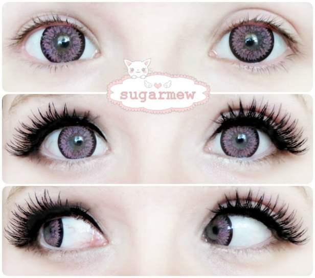 nudy pink eyes