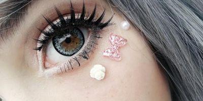lucius grey eye