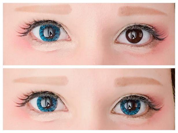 I.Fairy Super Crystal blue closeup
