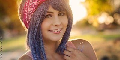 lolita wig BX closeup