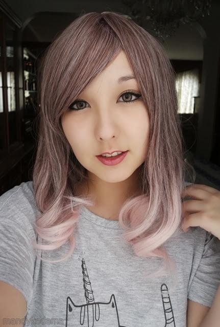 lolita wig bz