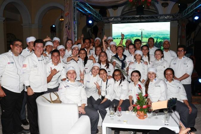 Unitec expone la riqueza culinaria de Honduras en feria gastronómica