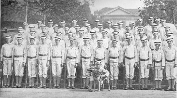 First Uniforms UC Class of 1930