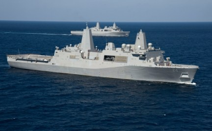 USS Arlington LPD-24
