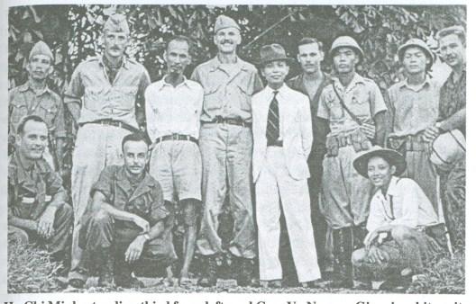 Ho Chi Minh & Company