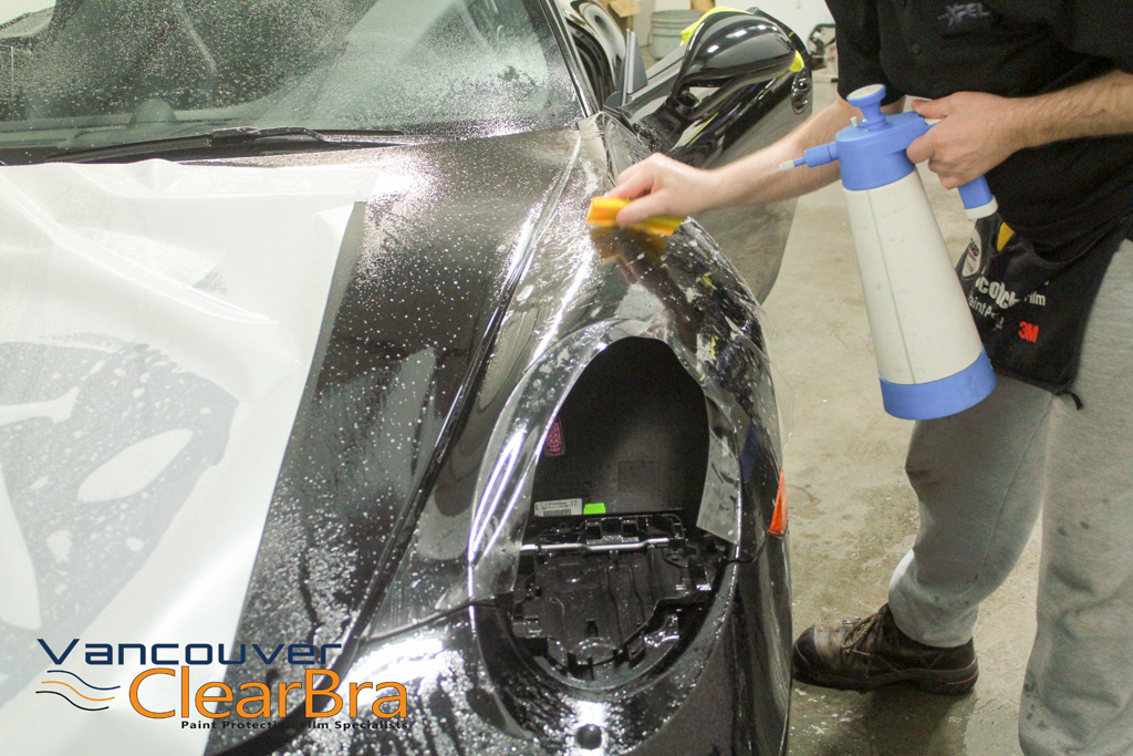 Xpel Ultimate Paint Protection Film Removal