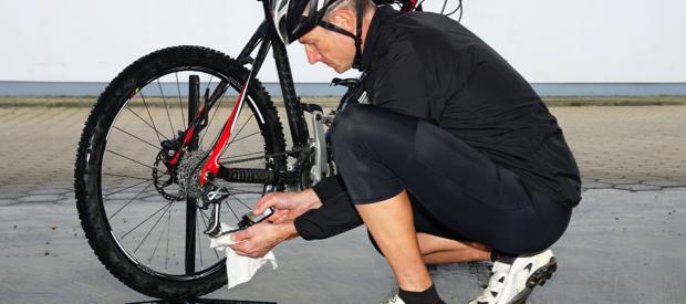 kuisbeurt fiets