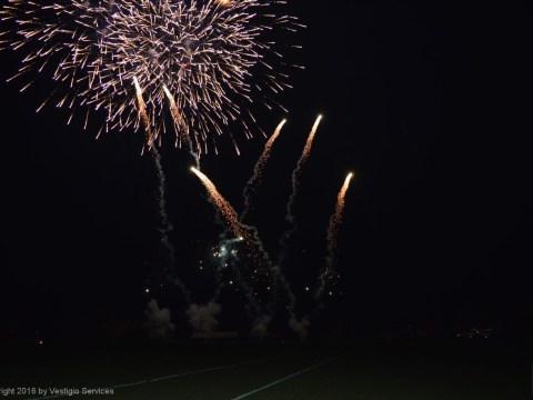 Guy Fawkes, Bonfire Night and Firework Fiesta 2016