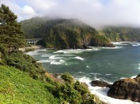 View from Heceta Head