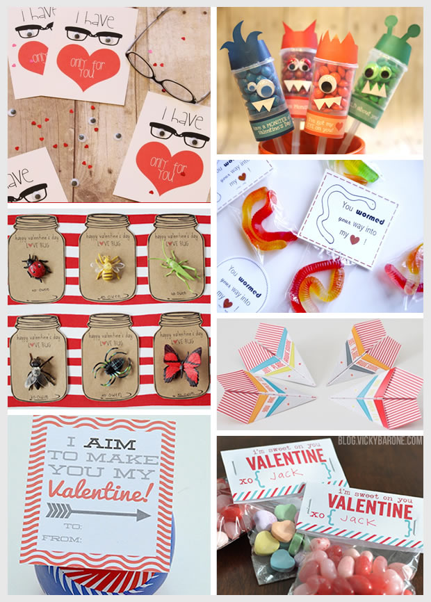 Things I Love: Free Printable Valentines | Vicky Barone