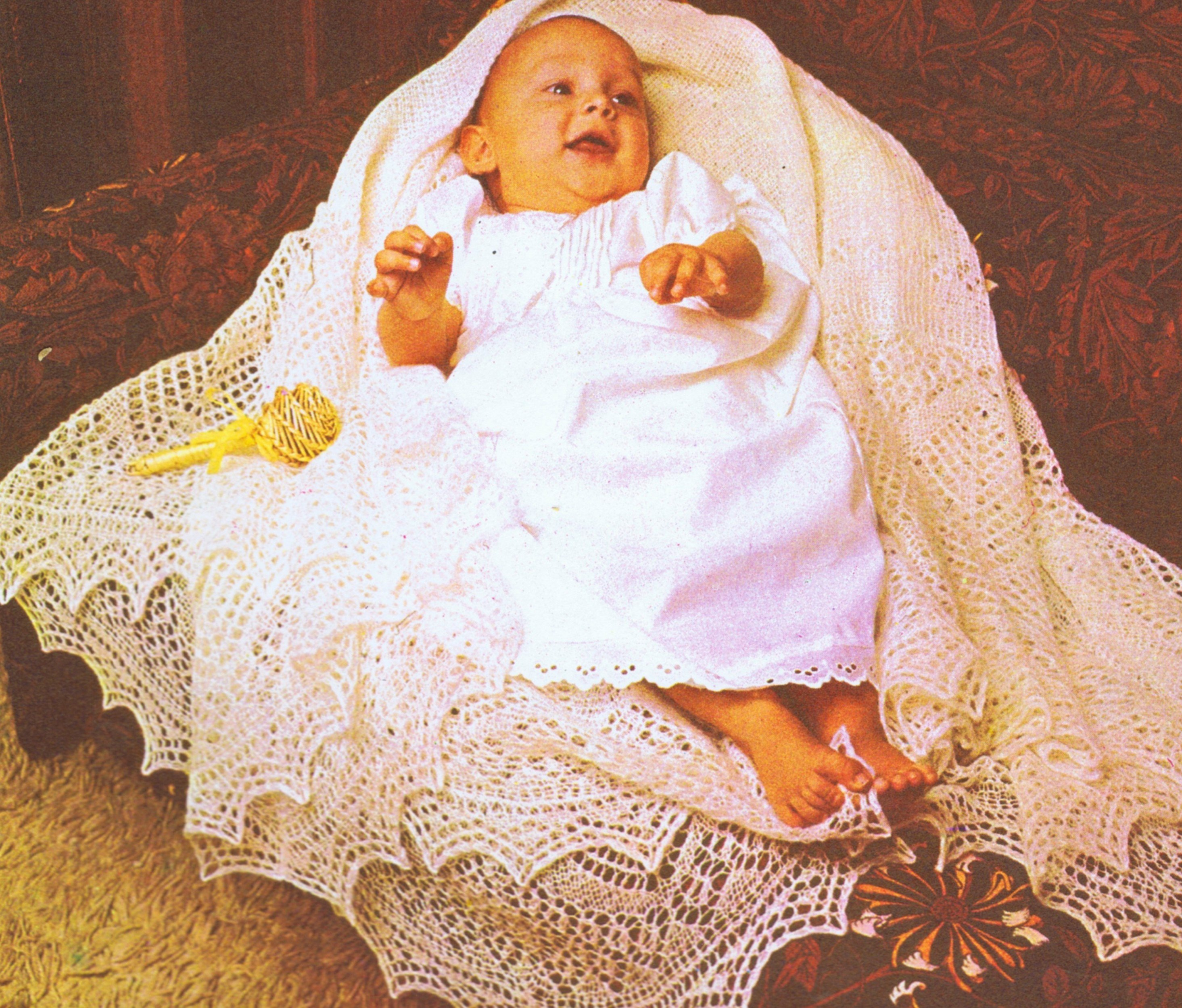 Vintage Knitting Baby Patterns : Vintage Knitting Patterns Babies - Vintage Patterns Dazespast Blog