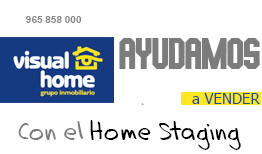 El Home Staging ha llegado a Benidorm con Visual-Home