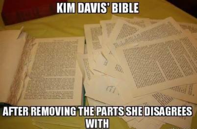 kimdavisbible