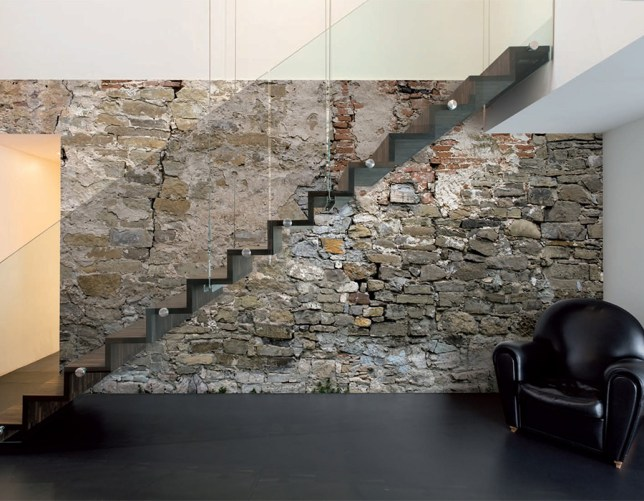 Aged Stone Wallpaper Mural M8997