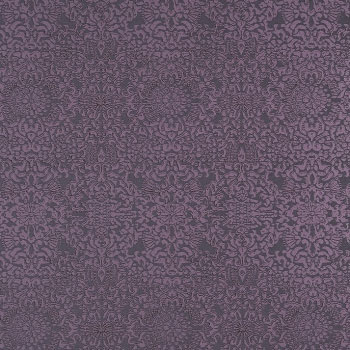 Emerge Byzantium, Purple Damask Wallpaper R1177
