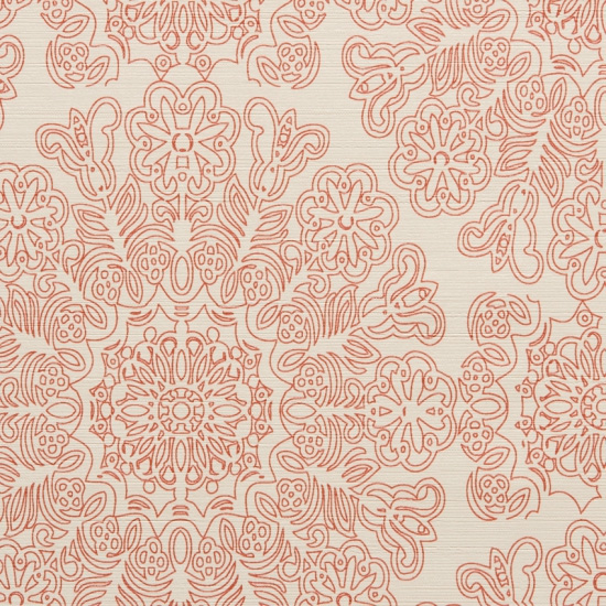 Medallion Commercial Wallpaper for a Church C6241