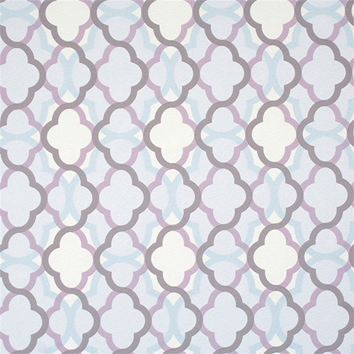 Lilac Billows Wallpaper R2231