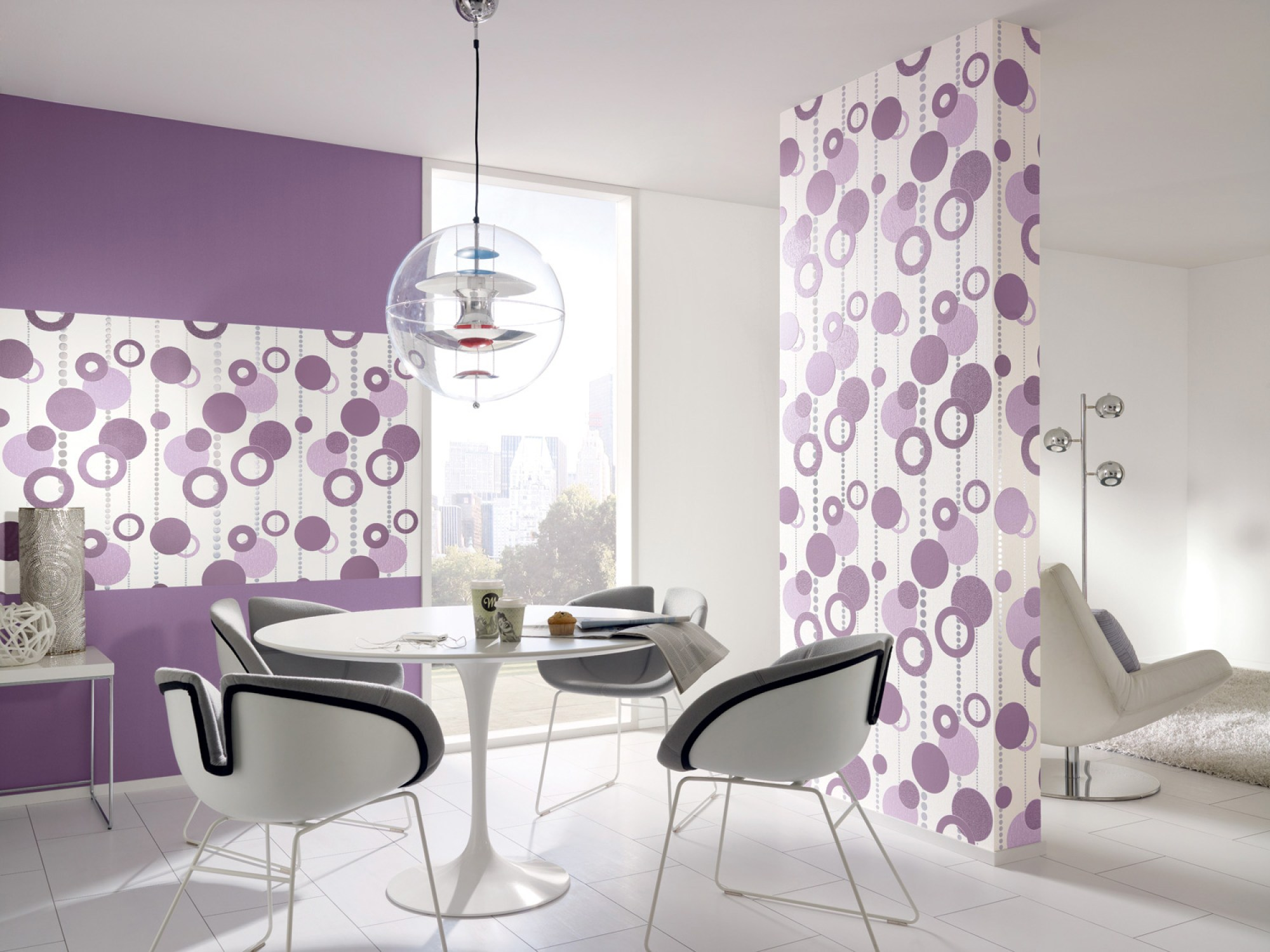 Wallpaper For Living Room Feature Wall What You Need To Know About Wallpapering Feature Walls