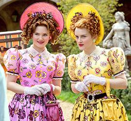 Cinderella Stepsisters by Manhattan Wardrobe Supply