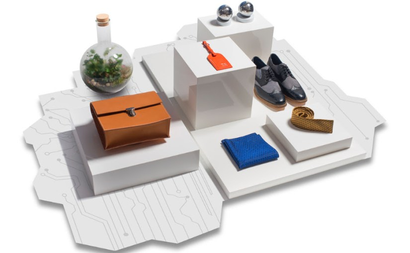 Discover the brands at The Dandy Lab – a men's lifestyle shop enhanced by technology