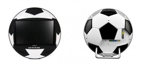 TV Hannspree ballon