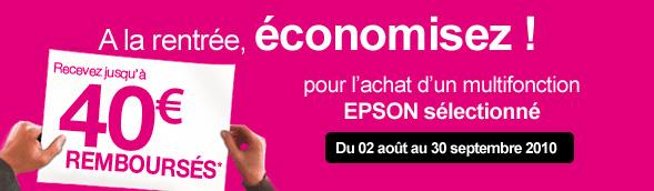 Epson offre