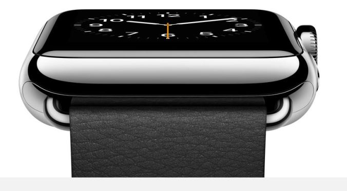 Apple Watch Horlogerie