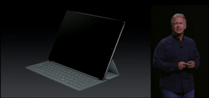 Smart Keyboard pour iPad Pro