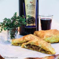 Beef Burgundy in Puff Pastry #SundaySupper #HBTurns50