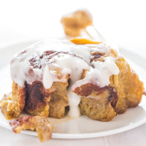 The Best Pumpkin Cinnamon Rolls