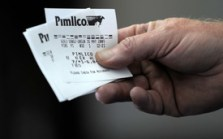 pari-mutuel tickets