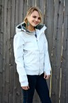 DC Romme Jacket in Platinum