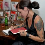 Author Sarah Stolfa launches her new book, The Regulars