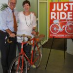 We have a winner: Just Ride (a Brand New Bike)!