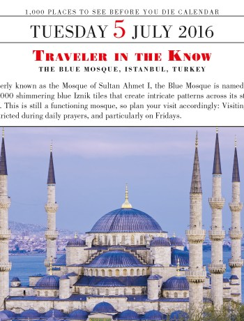 #traveltuesday: the blue mosque