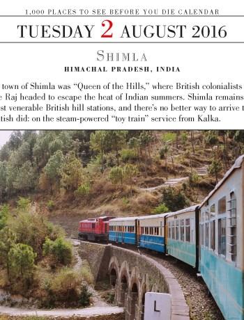 #TravelTuesday - Shimla, Himachal Pradesh, India