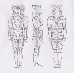Character Turnaround Reference