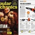 "Popular Mechanics Names WORX Blower ""Best Overall"" in ""Best Blowers"" Test 5"
