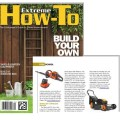 WORX 56V Mower in Extreme How-To Magazine 2