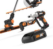 WORX Power Share Tools: Cordless Cousins
