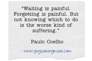 Waiting-is-painful