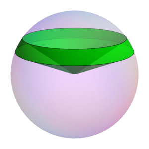 Spherical sector