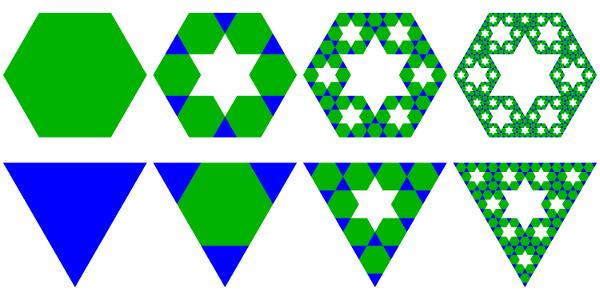 Hex-fractal Recipe