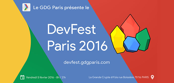 Zenika au GDG DevFest Paris