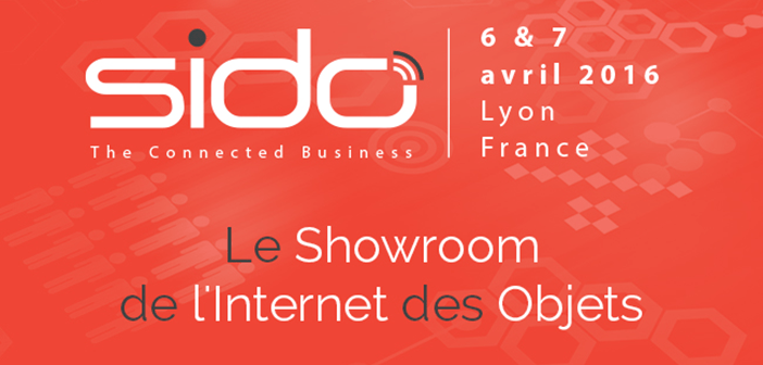 On était au Showroom de l'Internet des Objets de Lyon 2016