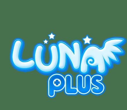 MMORPG Luna Plus Logo