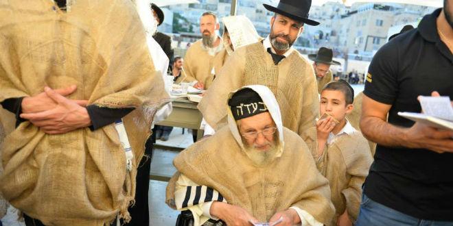 Rabino recebe aviso de Deus: a guerra é iminente